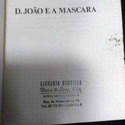 D. João e a máscara - António Patrício