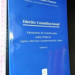 Direito Constitucional (vol. 1) - Alexandre Sousa Pinheiro