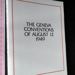 The Geneva conventions of August 12 1949 (ICRC Comite International Geneve) -