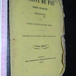 A noiva de pau - Carlos Augusto da Silva Pessoa
