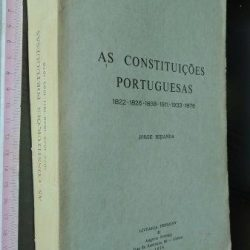 As Constituições portuguesas - Jorge Miranda