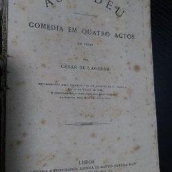 Asmodeu (Comédia em quatro actos) - César de Lacerda