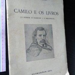 Camilo e os livros (O homem