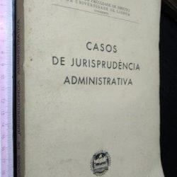 Casos de jurisprudência administrativa