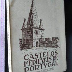 Castelos medievais de Portugal -