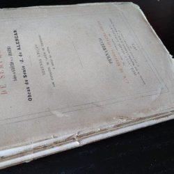 Cartas a Cincinnato (Estudos críticos de Sempronio) - Senio (J. de Alencar)