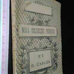 D. Carlos (Novella-historica) - Saint-Réal