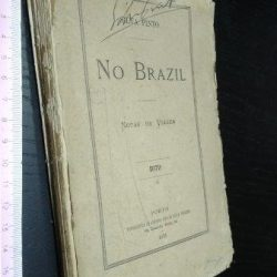 No Brazil (Notas de viagem) - Silva Pinto