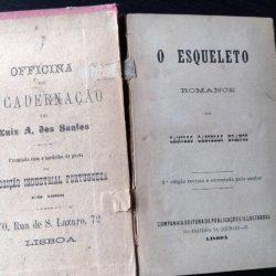 O esqueleto - Camillo Castello Branco