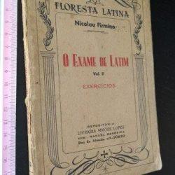 O exame de latim (vol. 2) - Nicolau Firmino
