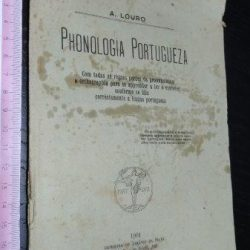 Phonología portugueza - A. Louro