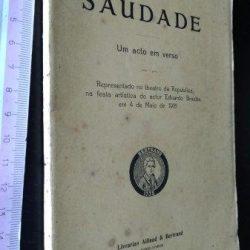 Saudade - Henrique Lopes de Mendonça