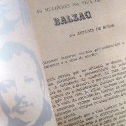 As mulheres na vida de Balzac - Antónia de Sousa