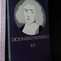 Dicionário filosófico (R a Z) - M. M. Rosental