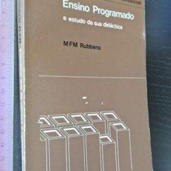 Ensino programado e estudo da sua didáctica - M. F. M. Rubbens