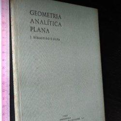 Geometria analítica plana - J. Sebastião e Silva