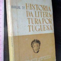 Manual de história da literatura portuguesa - Virgínia Motta