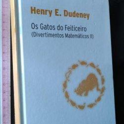 Os gatos do feiticeiro (Divertimentos matemáticos II) - Henry E. Dudeney
