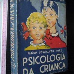 Psicologia da criança - Mário Gonçalves Viana