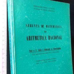 Sebenta de matemática de aritmética racional - Fernando Borja Santos