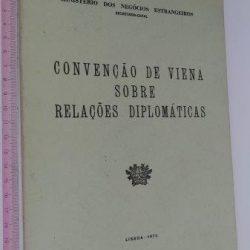 Convenção de Viena sobre relações diplomáticas (Lisboa 1973) -