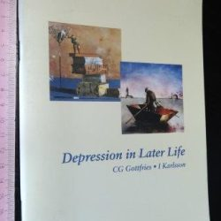 Depression in later life - C. G. Gottfries