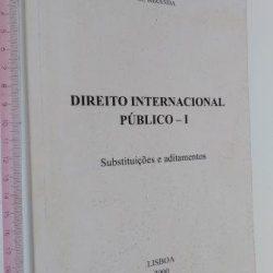 Direito Internacional Público I - Jorge Miranda