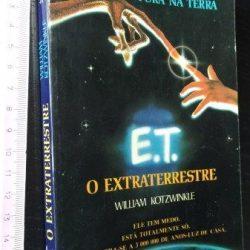 E. T. - O extraterrestre - William Kotzwinkle