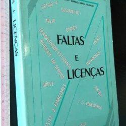 Faltas e licenças - Maria Amélia Paninho