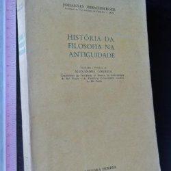 História da filosofia na antiguidade - Johannes Hirschberger