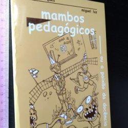 Mambos pedagógicos ou a paixão da docência - Carlos Marques / Miguel Luz