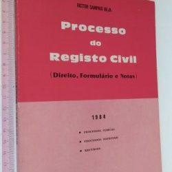 Processo do Registo Civil (Direito