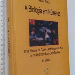 A biologia em números - Rainer Flindt