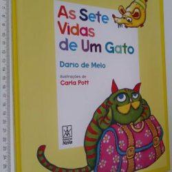 As sete vidas de um gato - Dario de Melo