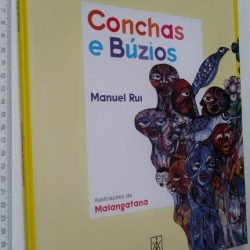 Conchas e búzios - Manuel Rui