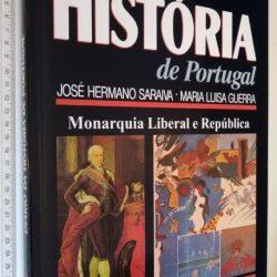 Diário da História de Portugal (3 - Monarquia liberal e República) - José Hermano Saraiva