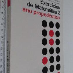 Exercícios de matemática 2 (Ano propedêutico) - Henrique Verol Marques
