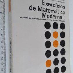 Exercícios de matemática moderna I - Henrique Verol Marques