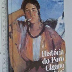 História do povo cigano - Angus Fraser