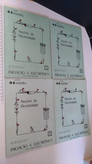 Noções de electricidade (Introdução à electrónica - 4 vols.) - Matos Caldas