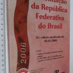 Constituição da República Federativa do Brasil -