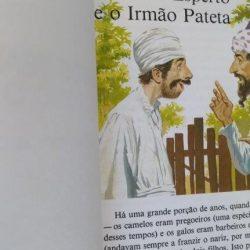 Contos tradicionais de todo o mundo – O irmão esperto e o irmão pateta -