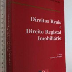 Direitos Reais e Direito Registal Imobiliário - José Alberto R. L. González