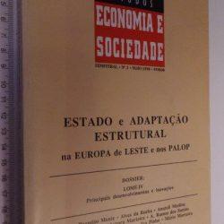 Estado e adaptação estrutural na Europa de Leste e nos PALOP - A. Brandão Moniz