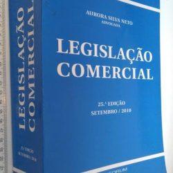 Legislação Comercial - Aurora Silva Neto