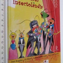 O Grande Concerto na Insectolândia - José Rogeiro