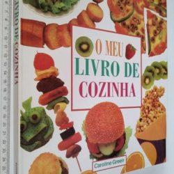 O meu livro de cozinha - Caroline Green