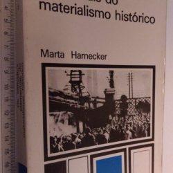 Os conceitos fundamentais do materialismo histórico - Marta Harnecker