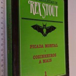 Picada mortal + Cozinheiros a mais - Rex Stout