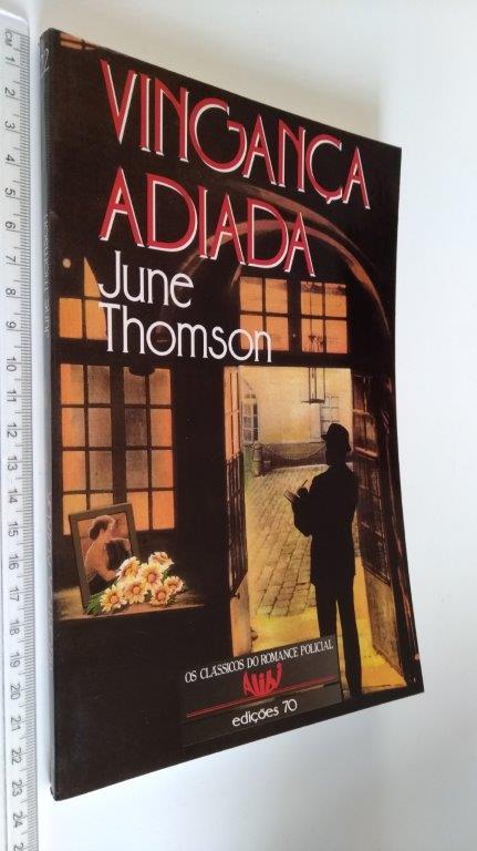 Vingança adiada - June Thomson